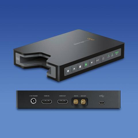 Blackmagic Shuttle2  SSD disk recorder (1)